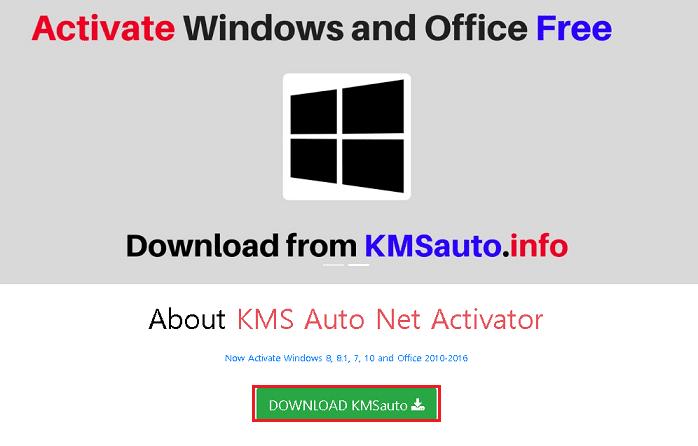 DOWNLOAD KMSauto 클릭 후 소프트웨어 다운로드 시작